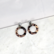 Load image into Gallery viewer, FARRAH Earrings Tortoise