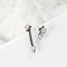 Charger l'image dans la galerie, LISSA Earrings Silver