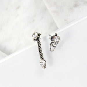 LISSA Earrings Silver