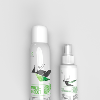 Multi Insect + Bug Repellent Bundle - EXO