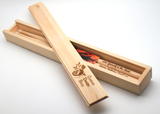 Personalised Drum sticks, 5A size + optional gift box