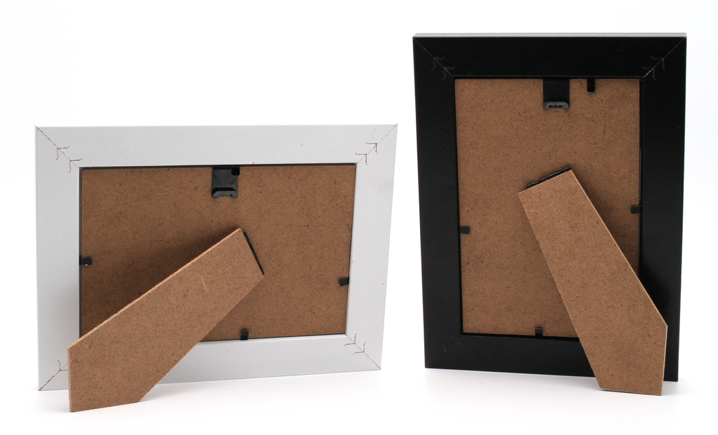 "Personalised Photo Picture Frame - black/white, 4x6"" 5x7"" 6x8"" 8x10"" size"