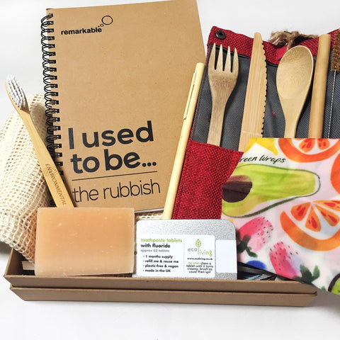 Eco Friendly Product Gift Box