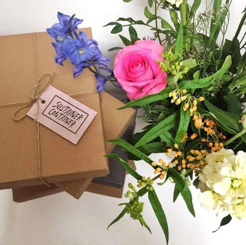 Eco friendly mothers day - flowers and gifts