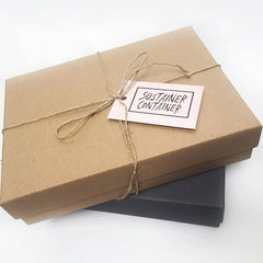 Eco Friendly Gift Box Packaging