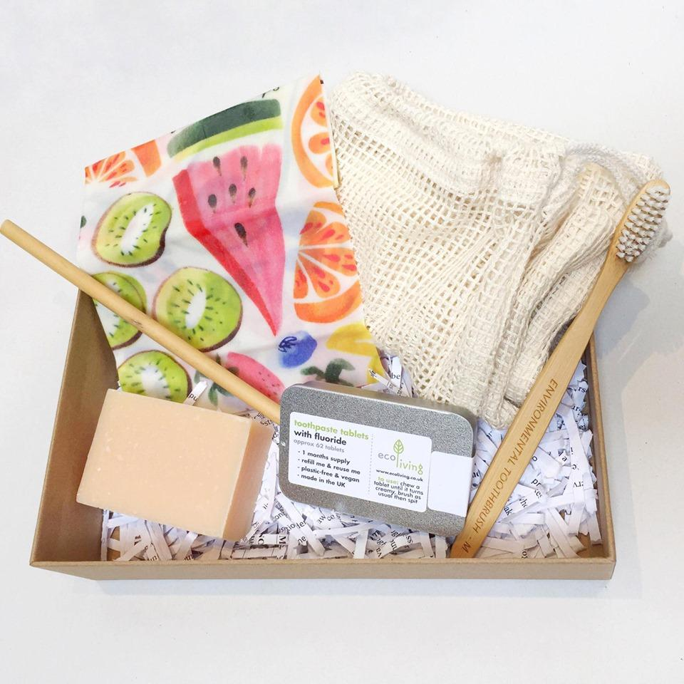 Daily Sustainability Gift Box - Sustainer Container