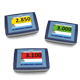 "DINI ARGEO 3590ET8 ""TOUCH"": 8"" Touch Screen weight indicator for industrial applications"