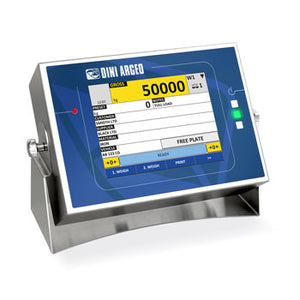 "DINI ARGEO ""3590EGT8"" 8 inches Touch Screen weight indicator"