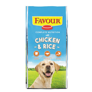 Favour Original With Chicken & Rice