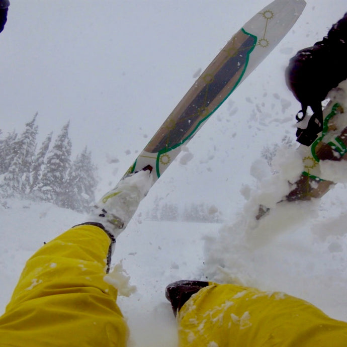 Powder in October?! Early Season Skiing at Stevens Pass in Washington state
