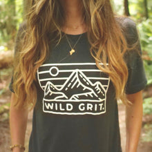 Load image into Gallery viewer, Wild Grit Logo Tee