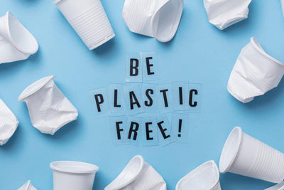 10 Tips on Living A Plastic Free Life!