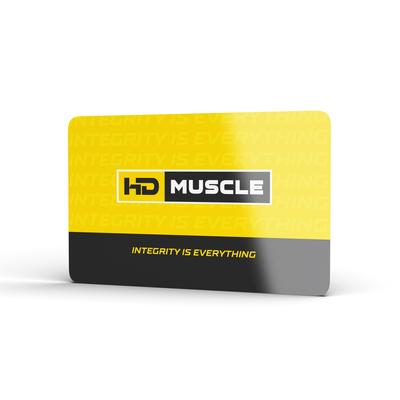 €50 Gift Card - HD Muscle EU