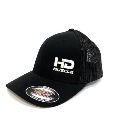 HD FlexFit, Black - HD Muscle EU