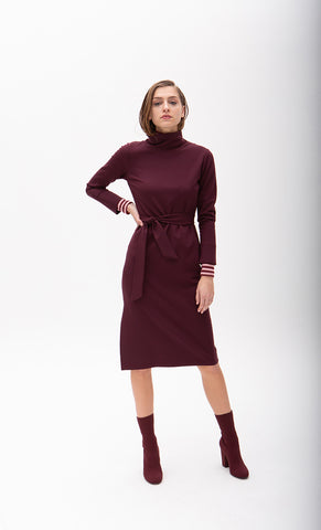 SALI DRESS | AMARONE - Ruban Rouge Boutique