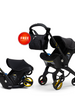 Doona+ Infant Car Seat - Midnight [Limited Edition]