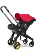 Jarrons & Co - Doona Car Seat Stroller - Flame Red