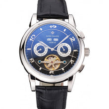 Load image into Gallery viewer, MEN PATEK PHILIPPE PERPETUAL BLACK DIAL - Top Watches