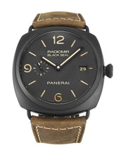 Load image into Gallery viewer, PANERAI RADIOMIR AUTOMATIC PAM00505 BROWN QUARTER ARABIC DIAL