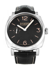 Load image into Gallery viewer, PANERAI RADIOMIR MANUAL PAM00512 BLACK QUARTER ARABIC DIAL