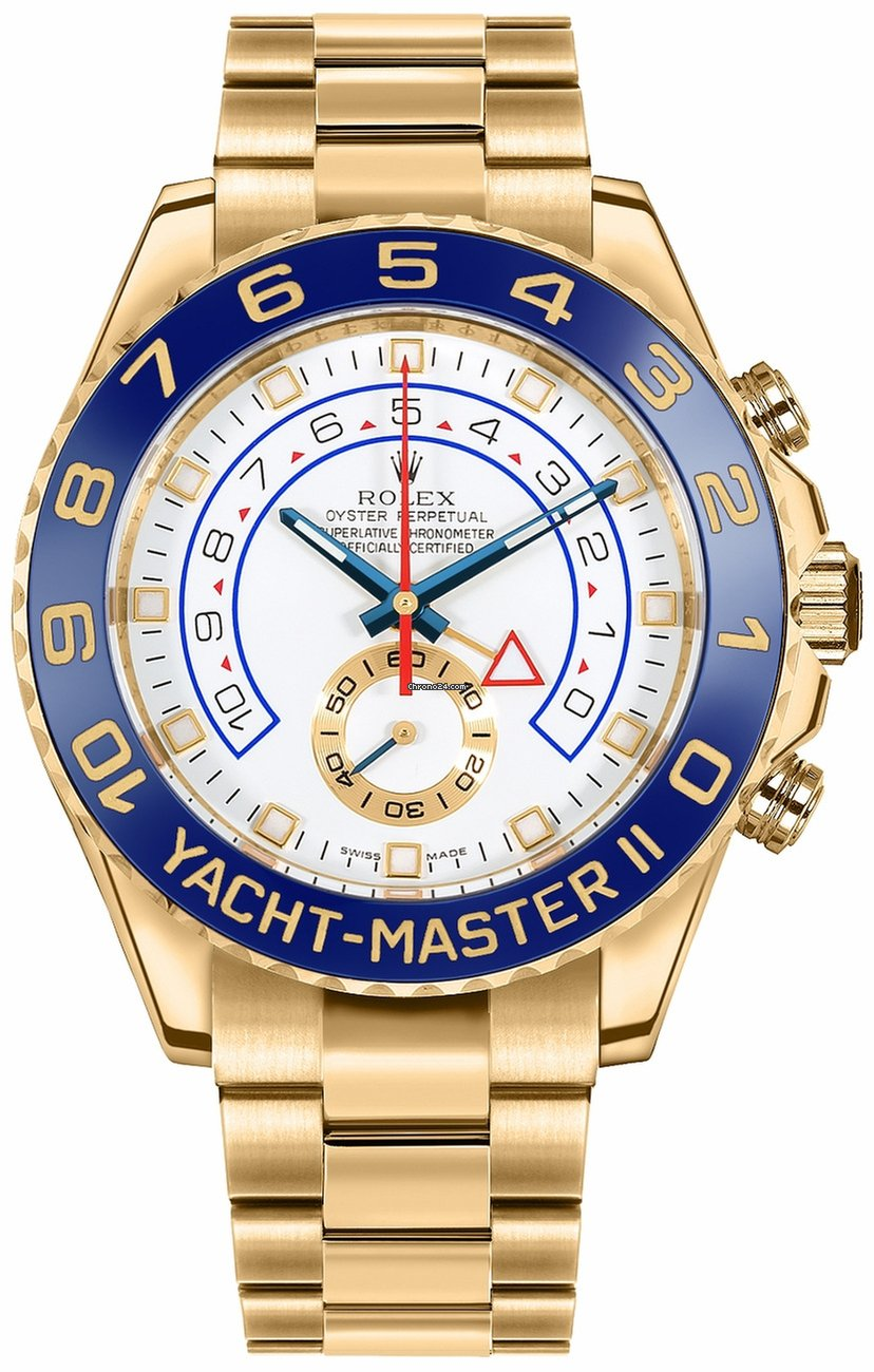 Rolex Yacht Master Yellow - Top Watches