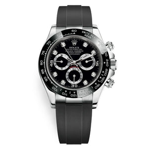 AUTOMATIC ROLEX DAYTONA 116519 BLACK DIAL - Top Watches