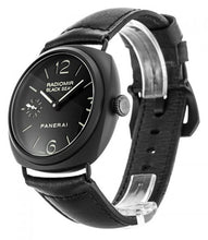 Load image into Gallery viewer, AUTOMATIC BLACK CERAMIC RADIOMIR PAM00292