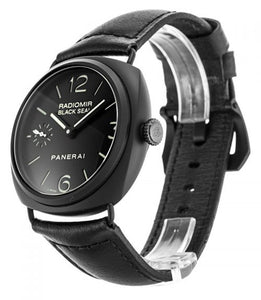 AUTOMATIC BLACK CERAMIC RADIOMIR PAM00292