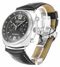 Load image into Gallery viewer, PANERAI RADIOMIR AUTOMATIC PAM00288 BLACK BATON DIAL