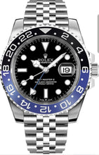 Load image into Gallery viewer, AUTOMATIC ROLEX gmt 116660 batman
