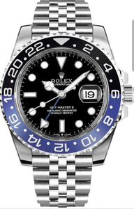 AUTOMATIC ROLEX DEEPSEA 116660 batman - Top Watches