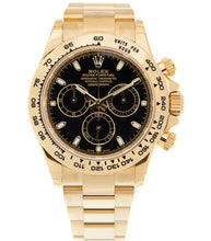 Load image into Gallery viewer, AUTOMATIC ROLEX DAYTONA 116508 REPLICA GREEN/black - Top Watches