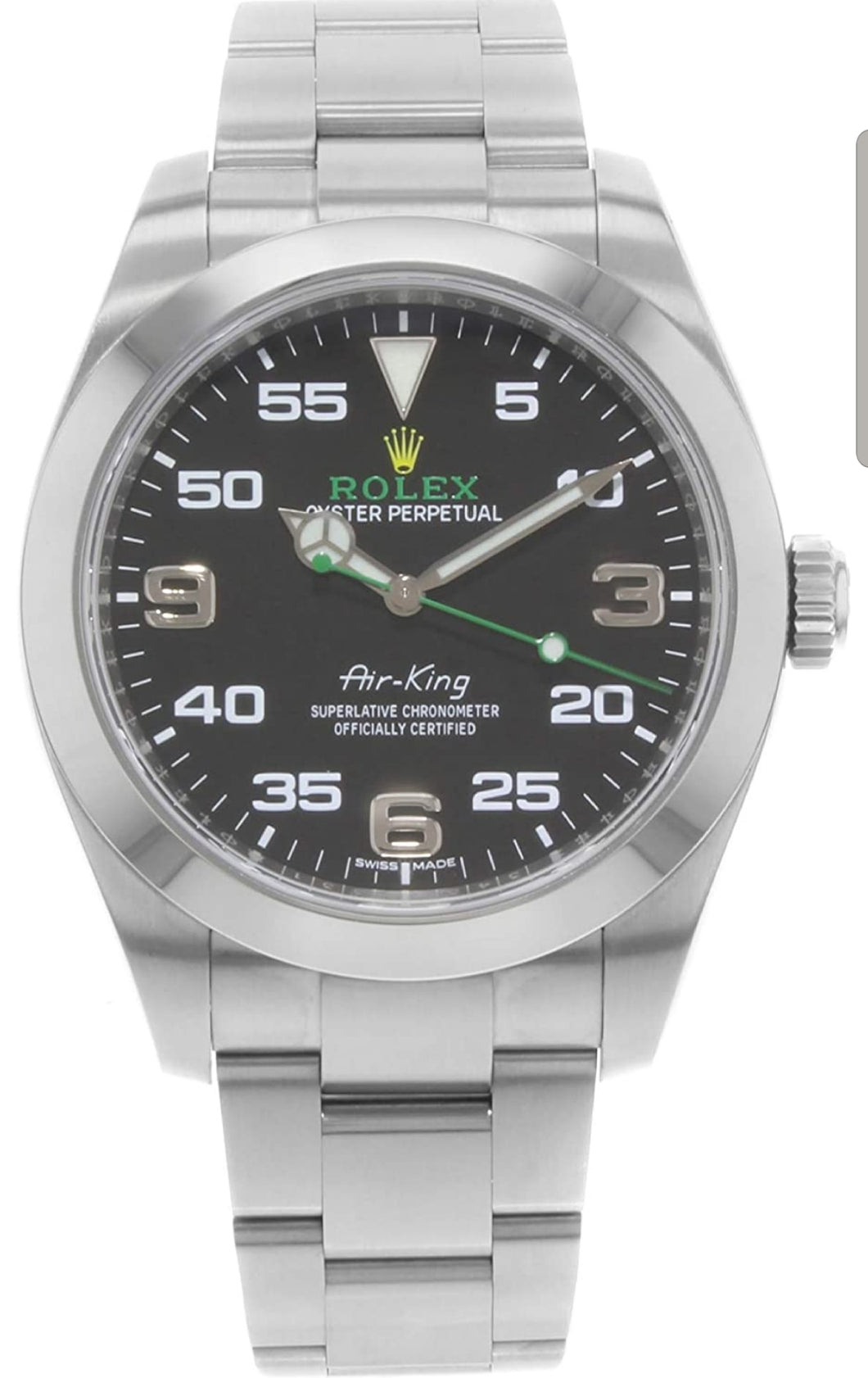 Oyster prepetual air king 116900
