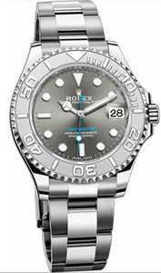 Rolex Yacht-Master 40 Grey Dial 126622 replica