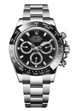 Load image into Gallery viewer, Rolex Cosmograph Daytona Men's Black Dial Watch 116500LN replica