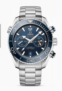 Omega Seamaster Planet Ocean 232 black/blue Replica