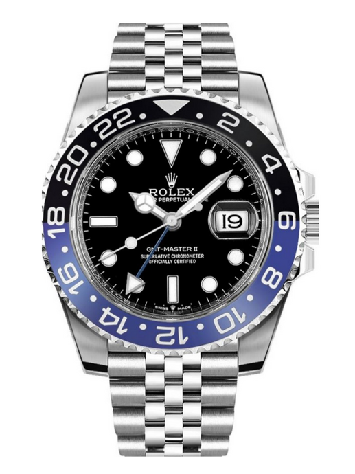 AUTOMATIC ROLEX gmt 116660 batman - Top Watches