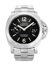 Load image into Gallery viewer, PANERAI LUMINOR MARINA PAM00279 BLACK DIAL AUTOMATIC