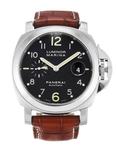 PANERAI LUMINOR MARINA PAM00164 BLACK ARABIC DIAL AUTOMATIC