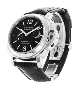 PANERAI LUMINOR MARINA PAM00104 BLACK DIAL AUTOMATIC