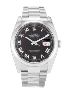Rolex Datejust 116200 Mens Automatic - Top Watches