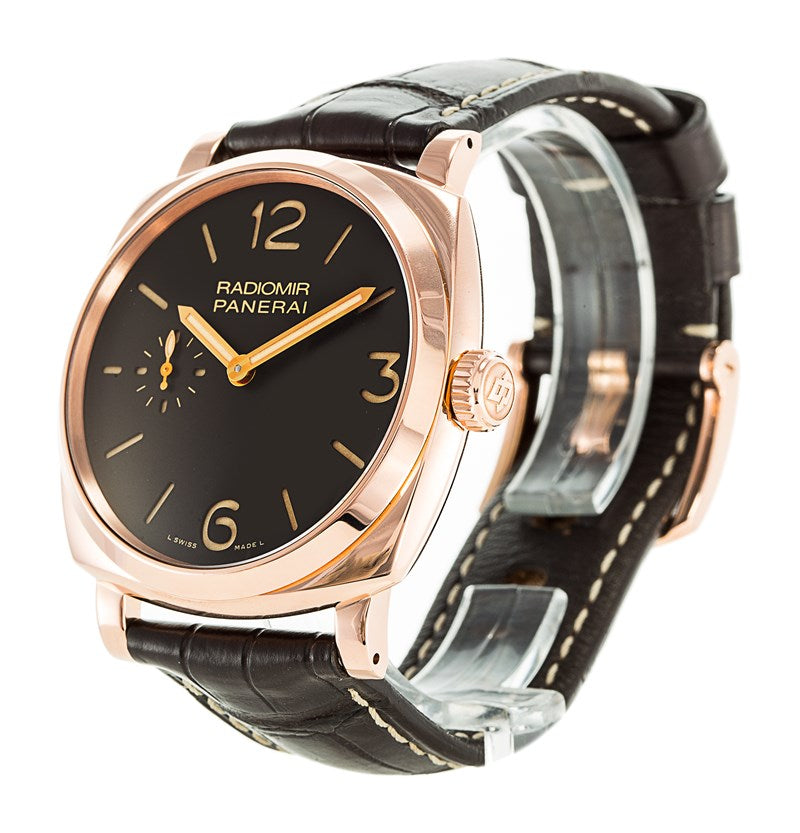 AUTOMATIC GOLD RADIOMIR 1940 PAM00513