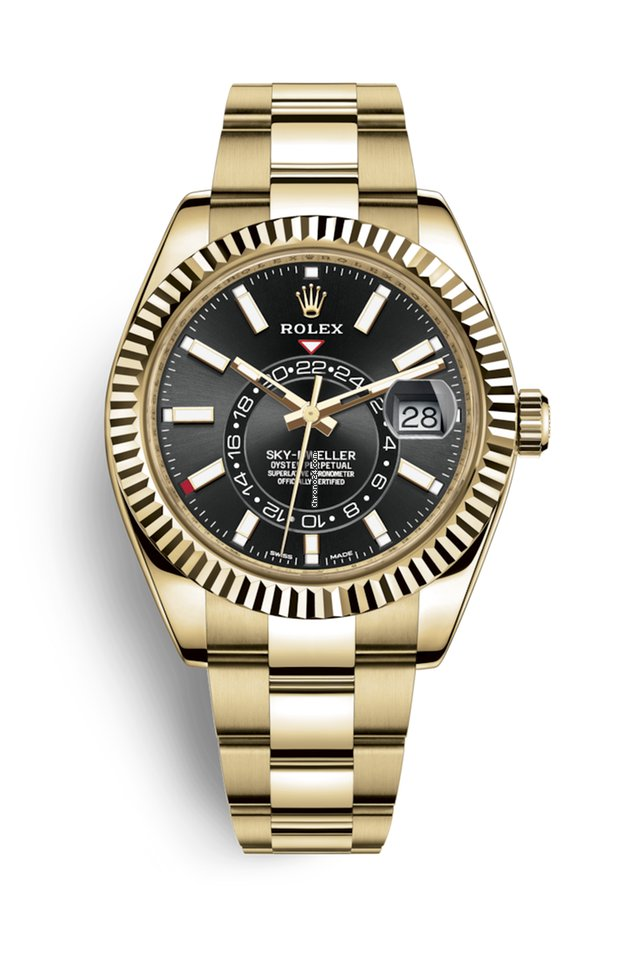 Sky-Dweller  MODEL  326938 - Top Watches