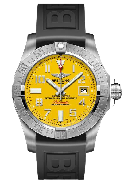 Replica Breitling Avenger II Seawolf Mens Watch A1733110/I519 153S