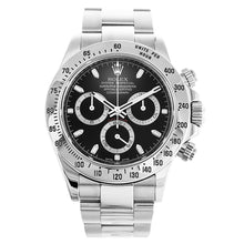 Load image into Gallery viewer, AUTOMATIC ROLEX DAYTONA 116520 BLACK DIAL