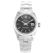 Load image into Gallery viewer, AUTOMATIC BLACK DIAL DATEJUST 69160 - Top Watches