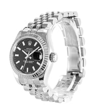 Load image into Gallery viewer, AUTOMATIC BLACK DATEJUST 179174