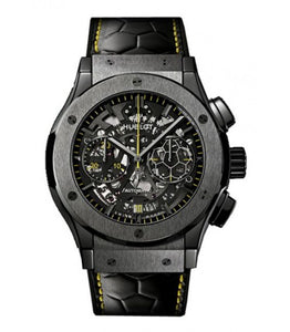 Hublot Classic Fusion Chrono Aero Pele Watch - Top Watches