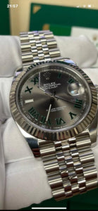 Datejust wimbeldon 41mm