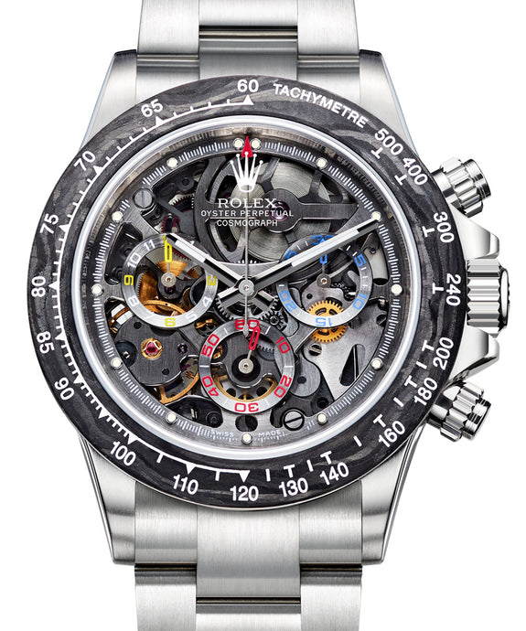 """LA MONTOYA"" DAYTONA ROLEX - Top Watches"